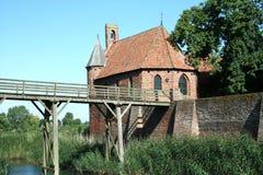 Castle Doornenbrg in Gelderland Royalty Free Stock Photography