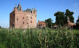 Castle Doornenbrg in Gelderland Royalty Free Stock Images