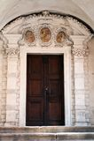 Castle doors Royalty Free Stock Images