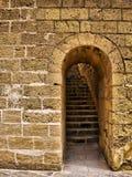 Castle Doorway Royalty Free Stock Image