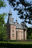 Castle of Doorwerth, Netherlands. 13th century castle stock image