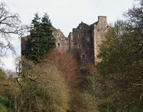 Castle Doune Stock Photos