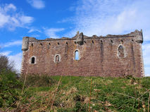 Castle Doune Stock Images