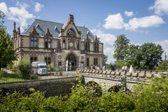 Castle Drachenburg, Germany Royalty Free Stock Images