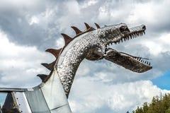 Castle Dragon圣伊莎贝尔主教国家森林科罗拉多 免版税库存图片
