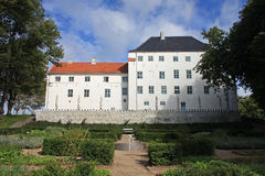 Castle Dragsholm Royalty Free Stock Photography