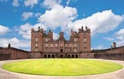 Castle Drumlanrig Stock Photography