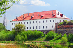 Castle in Dubno Royalty Free Stock Images