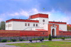 Castle in Dubno Stock Photos