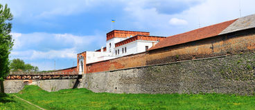 Castle in Dubno Stock Image