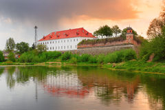 Castle in Dubno Royalty Free Stock Photos