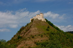 Castle of Duchi di Varano Stock Image
