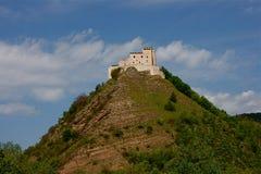 Castle of Duchi di Varano stock image
