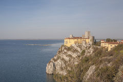 Castle Duino Stock Image