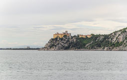 Castle of Duino Stock Photo