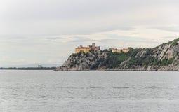 Castle of Duino Stock Photo