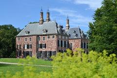 Castle Duivenvoorde. Royalty Free Stock Image