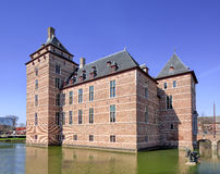 Castle of the dukes of Brabant, Turnhout, Belgium Royalty Free Stock Images