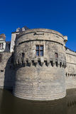 Castle of the Dukes of Brittany, Nantes Royalty Free Stock Image