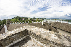 Castle Dunajec Royalty Free Stock Photo