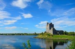 Castle, Dunguaire, Ireland Royalty Free Stock Photo