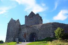 Castle, Dunguaire, Ireland Royalty Free Stock Photos