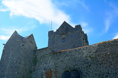 Castle, Dunguaire, Ireland Royalty Free Stock Images