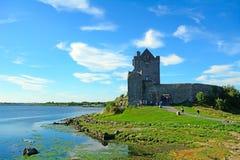 Castle, Dunguaire, Ireland Stock Photos