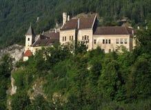 Castle Eberstein, Austria Royalty Free Stock Photography