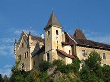 Castle Eberstein, Austria Stock Photos