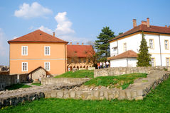 Castle, Eger, Hungary Royalty Free Stock Image