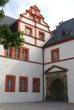 Architecture of Castle Ehrenstein in Ohrdruf, Thuringia, Germany Royalty Free Stock Image