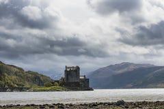 Castle Eilean Donan Stock Photo