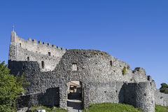 Castle Eisenberg Stock Photo