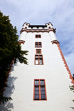 Castle in Eltville, Germany. Facade of old castle in Eltville, Germany Stock Photo
