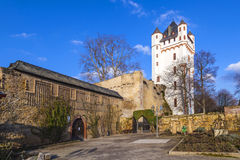 Castle in Eltville in Germany Royalty Free Stock Images