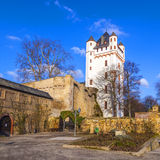 Castle in Eltville in Germany Royalty Free Stock Photography