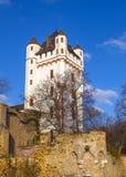 Castle in Eltville in Germany Stock Photo