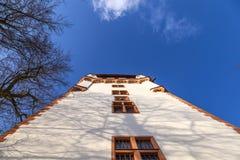 Castle in Eltville in Germany Royalty Free Stock Photo