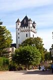 Castle in Eltville/Germany Stock Photos