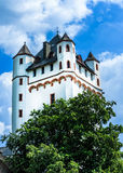 Castle Eltville am Rhein. Wine and Rose City Royalty Free Stock Photography