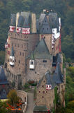 Castle Eltz. The mediaeval castle  Eltz, Germany Stock Images