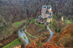 Castle Eltz, Germany Royalty Free Stock Photo