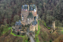 Castle Eltz, Germany Royalty Free Stock Photo
