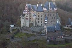 Castle eltz in germany Royalty Free Stock Photos