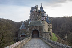 Castle eltz in germany Stock Images
