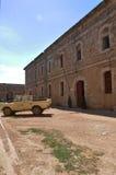 Monastery of Sant Pere de Rodes Stock Photos