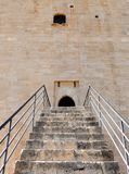 Castle entrance , Kolossi Limassol Cyprus Stock Photography