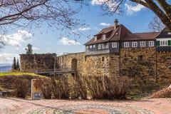 Castle Esslingen - Esslinger Burg royalty free stock images
