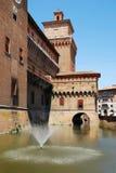 Castle Estense, Ferrara Royalty Free Stock Image